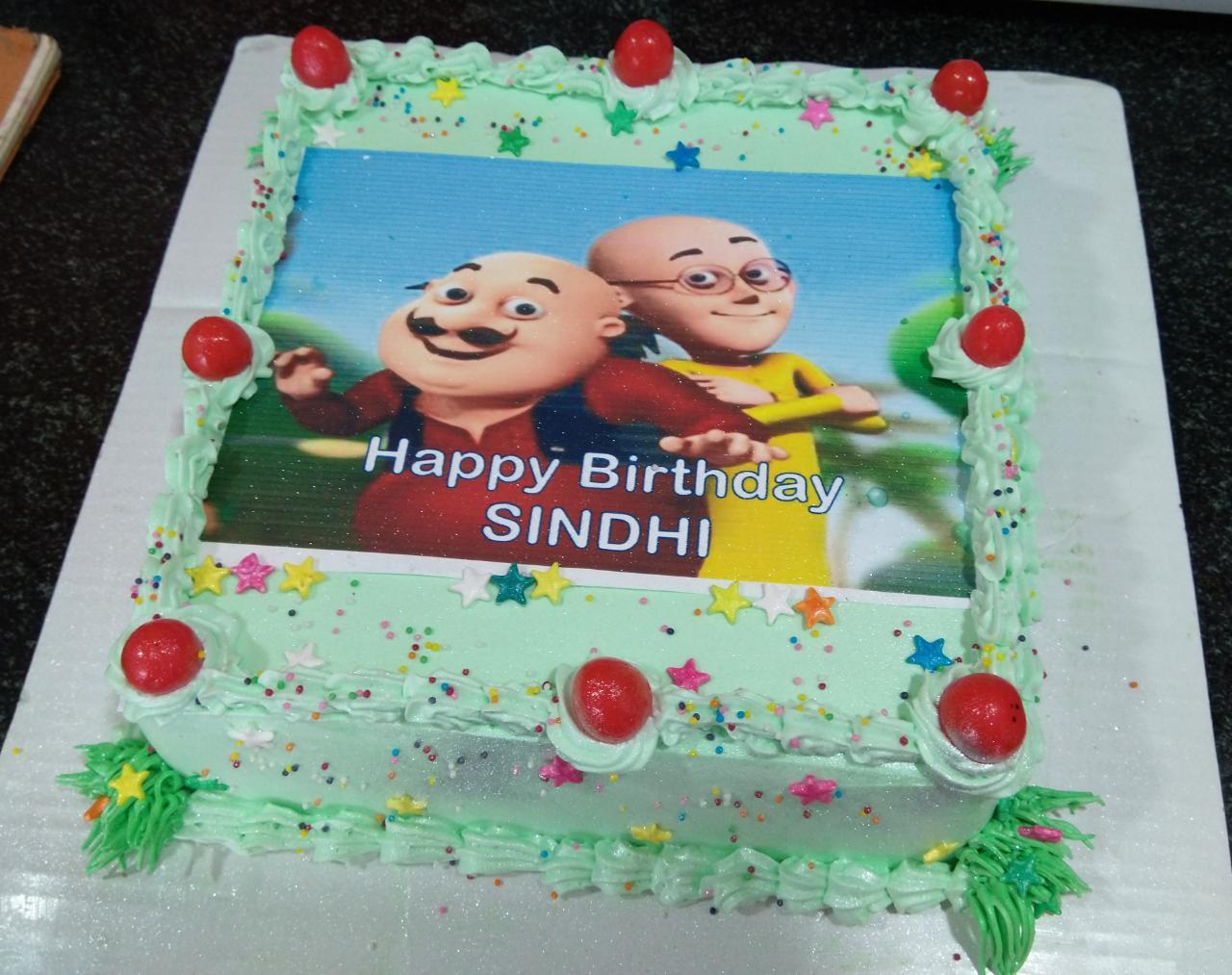 Eggless Cake Delivery Andheri Mumbai Online