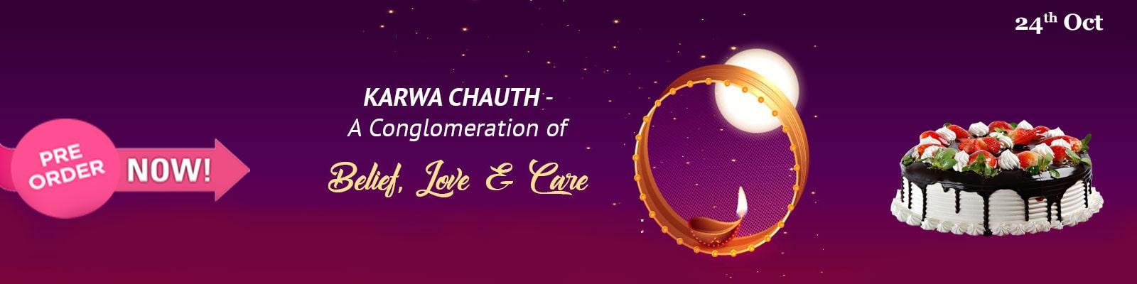 Send karwa chauth Gifts