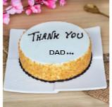 Fathers Day Butter Scotch Cake