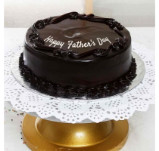 Fathers Day Chocolate  Love Truffle cake