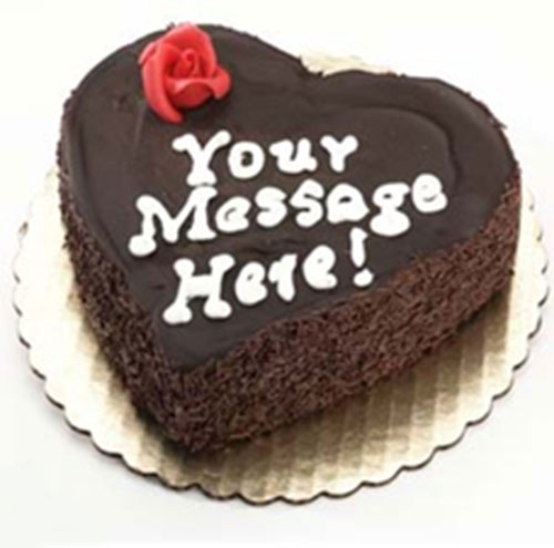 love one chocolate cake