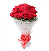 20 Red Roses Bouquet Online delivery in Surat - Shopnideas
