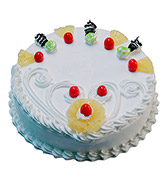 Cherry Pineapple Cake Online delivery in Nagpur - Shopnideas