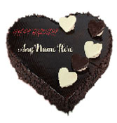 Delight Truffle Cake delivery in Nagpur