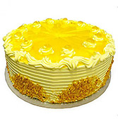 Five Star Pineapple Cake Online delivery in Nagpur - Shopnideas