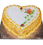 Fancy Butterscotch Cake Online delivery in Nagpur - Shopnideas