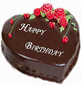 Heart Shaped Birthday Cake Online delivery in Wardha - Shopnideas