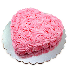 Pink Delight Cake delivery in Wardha