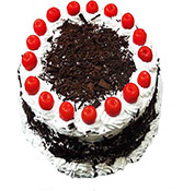 Black Forest Regular Cake Online delivery in Wardha - Shopnideas