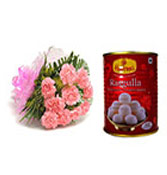 Sweet & Carnation Online delivery in Nagpur - Shopnideas