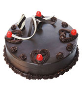 Chocolate With Cherry Cake Online delivery in Nagpur - Shopnideas