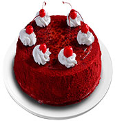 Red Velvet Fresh Cake delivery in Nagpur