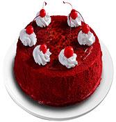 Red Velvet Fresh Cake Online delivery in Nagpur - Shopnideas
