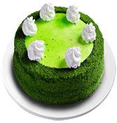 Green Velvet Cake Online delivery in Nagpur - Shopnideas