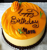 Mango Fruit Cake Online delivery in Nagpur - Shopnideas