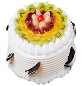 Mix Fruits Cake Online delivery in Nagpur - Shopnideas