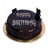 Tempting  Chocolate Truffle Cake Online delivery in Nagpur - Shopnideas