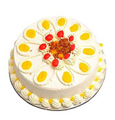 Regular Butterscotch Cake Online delivery in Nagpur - Shopnideas