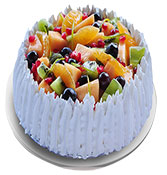 Fruit Cake Online delivery in Nagpur - Shopnideas