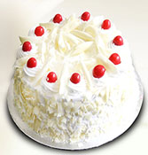 White Forest Cake Online delivery in Nagpur - Shopnideas