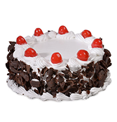 Yummy Black Forest Cake Online delivery in Nagpur - Shopnideas