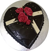 Yummy Chocolate Anniversary Cake delivery in Wardha